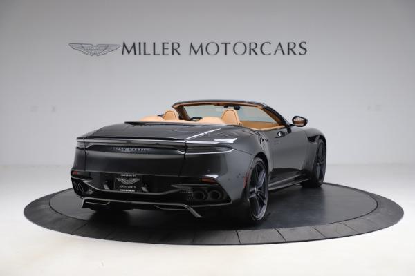 New 2021 Aston Martin DBS Superleggera Volante Convertible for sale $402,786 at Rolls-Royce Motor Cars Greenwich in Greenwich CT 06830 6