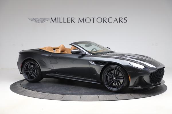 New 2021 Aston Martin DBS Superleggera Volante Convertible for sale $402,786 at Rolls-Royce Motor Cars Greenwich in Greenwich CT 06830 9