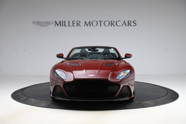 New 2021 Aston Martin DBS Superleggera Volante for sale $362,486 at Rolls-Royce Motor Cars Greenwich in Greenwich CT 06830 11