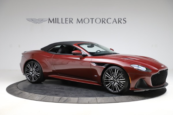 New 2021 Aston Martin DBS Superleggera Volante for sale $362,486 at Rolls-Royce Motor Cars Greenwich in Greenwich CT 06830 13