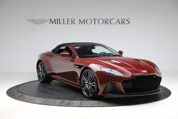 New 2021 Aston Martin DBS Superleggera Volante for sale $362,486 at Rolls-Royce Motor Cars Greenwich in Greenwich CT 06830 15