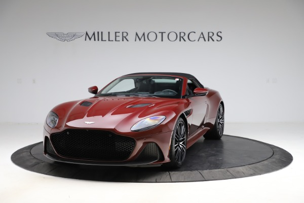 New 2021 Aston Martin DBS Superleggera Volante for sale $362,486 at Rolls-Royce Motor Cars Greenwich in Greenwich CT 06830 16