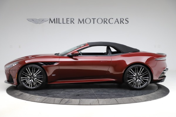 New 2021 Aston Martin DBS Superleggera Volante for sale $362,486 at Rolls-Royce Motor Cars Greenwich in Greenwich CT 06830 17