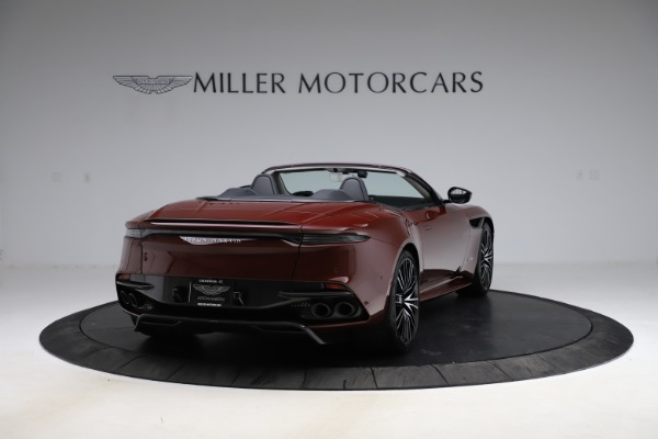 New 2021 Aston Martin DBS Superleggera Volante for sale $362,486 at Rolls-Royce Motor Cars Greenwich in Greenwich CT 06830 6