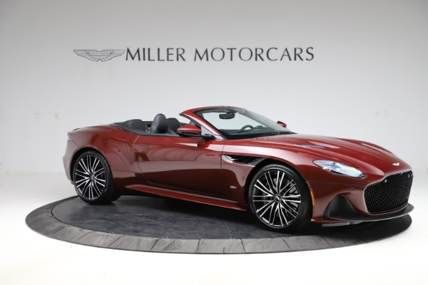 New 2021 Aston Martin DBS Superleggera Volante for sale $362,486 at Rolls-Royce Motor Cars Greenwich in Greenwich CT 06830 9
