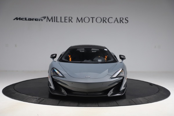 Used 2019 McLaren 600LT Coupe for sale $229,900 at Rolls-Royce Motor Cars Greenwich in Greenwich CT 06830 10