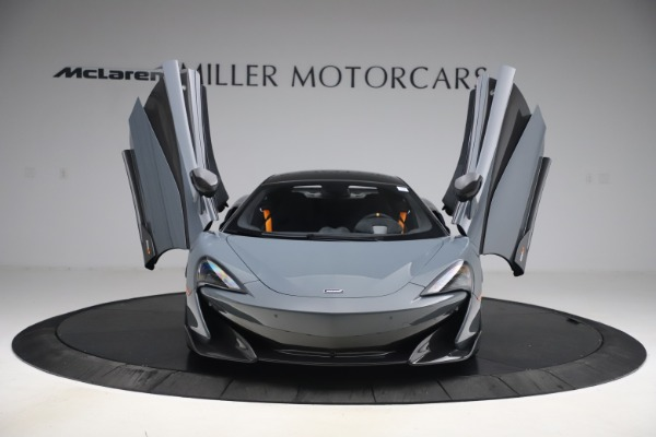Used 2019 McLaren 600LT Coupe for sale $229,900 at Rolls-Royce Motor Cars Greenwich in Greenwich CT 06830 11
