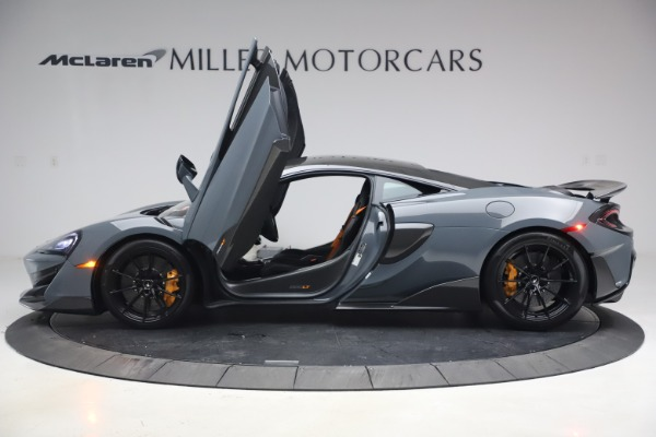 Used 2019 McLaren 600LT Coupe for sale $229,900 at Rolls-Royce Motor Cars Greenwich in Greenwich CT 06830 13