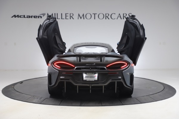 Used 2019 McLaren 600LT Coupe for sale $229,900 at Rolls-Royce Motor Cars Greenwich in Greenwich CT 06830 15