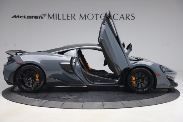 Used 2019 McLaren 600LT Coupe for sale $229,900 at Rolls-Royce Motor Cars Greenwich in Greenwich CT 06830 17