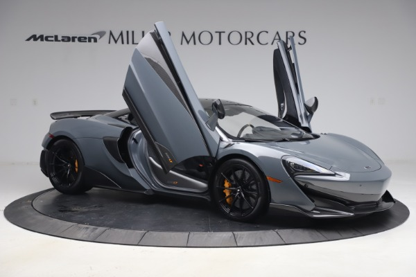 Used 2019 McLaren 600LT Coupe for sale $229,900 at Rolls-Royce Motor Cars Greenwich in Greenwich CT 06830 18