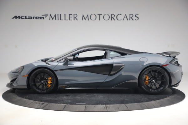Used 2019 McLaren 600LT Coupe for sale $229,900 at Rolls-Royce Motor Cars Greenwich in Greenwich CT 06830 2