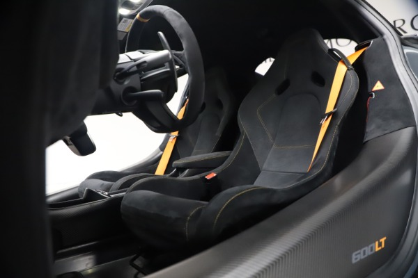 Used 2019 McLaren 600LT Coupe for sale $229,900 at Rolls-Royce Motor Cars Greenwich in Greenwich CT 06830 21