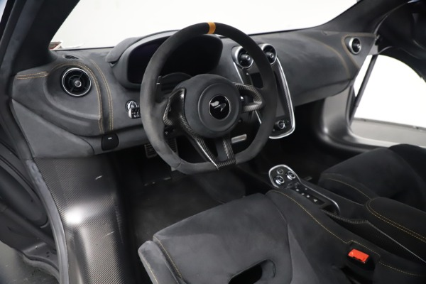 Used 2019 McLaren 600LT Coupe for sale $229,900 at Rolls-Royce Motor Cars Greenwich in Greenwich CT 06830 22