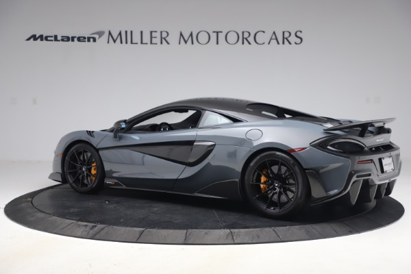 Used 2019 McLaren 600LT Coupe for sale $229,900 at Rolls-Royce Motor Cars Greenwich in Greenwich CT 06830 3