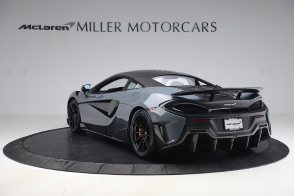 Used 2019 McLaren 600LT Coupe for sale $229,900 at Rolls-Royce Motor Cars Greenwich in Greenwich CT 06830 4