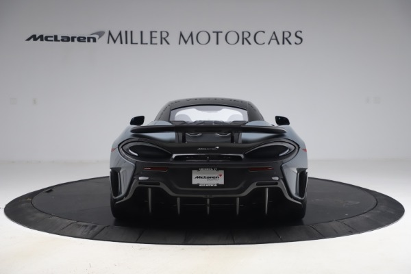 Used 2019 McLaren 600LT Coupe for sale $229,900 at Rolls-Royce Motor Cars Greenwich in Greenwich CT 06830 5