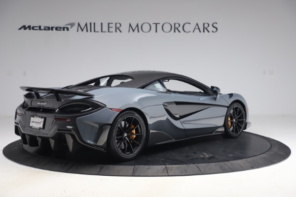 Used 2019 McLaren 600LT Coupe for sale $229,900 at Rolls-Royce Motor Cars Greenwich in Greenwich CT 06830 7