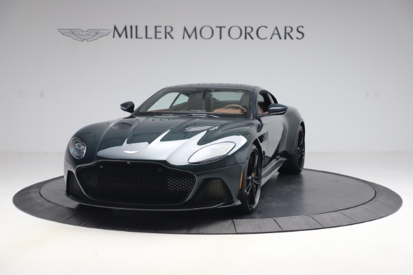 Used 2020 Aston Martin DBS Superleggera for sale $295,900 at Rolls-Royce Motor Cars Greenwich in Greenwich CT 06830 12