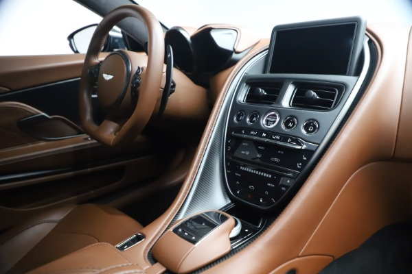 Used 2020 Aston Martin DBS Superleggera for sale $295,900 at Rolls-Royce Motor Cars Greenwich in Greenwich CT 06830 17