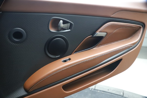 Used 2020 Aston Martin DBS Superleggera for sale $295,900 at Rolls-Royce Motor Cars Greenwich in Greenwich CT 06830 18