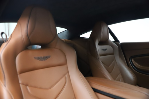Used 2020 Aston Martin DBS Superleggera for sale $295,900 at Rolls-Royce Motor Cars Greenwich in Greenwich CT 06830 19