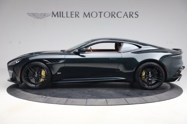 Used 2020 Aston Martin DBS Superleggera for sale $295,900 at Rolls-Royce Motor Cars Greenwich in Greenwich CT 06830 2