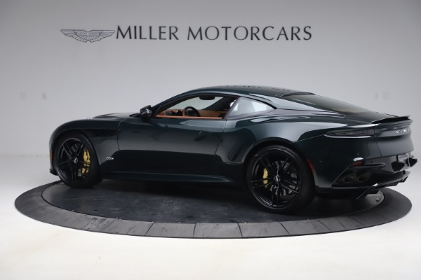 Used 2020 Aston Martin DBS Superleggera for sale $295,900 at Rolls-Royce Motor Cars Greenwich in Greenwich CT 06830 3