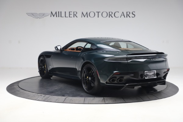 Used 2020 Aston Martin DBS Superleggera for sale $295,900 at Rolls-Royce Motor Cars Greenwich in Greenwich CT 06830 4