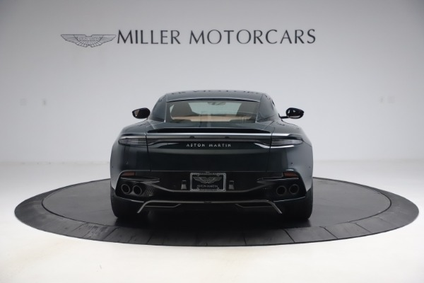 Used 2020 Aston Martin DBS Superleggera for sale $295,900 at Rolls-Royce Motor Cars Greenwich in Greenwich CT 06830 5