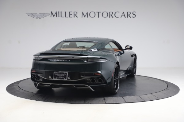 Used 2020 Aston Martin DBS Superleggera for sale $295,900 at Rolls-Royce Motor Cars Greenwich in Greenwich CT 06830 6