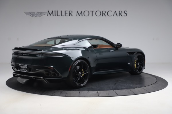 Used 2020 Aston Martin DBS Superleggera for sale $295,900 at Rolls-Royce Motor Cars Greenwich in Greenwich CT 06830 7
