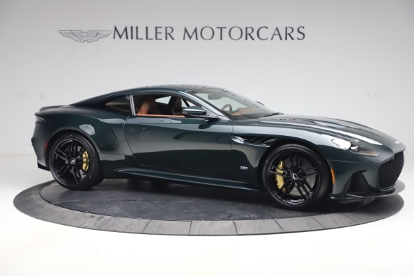 Used 2020 Aston Martin DBS Superleggera for sale $295,900 at Rolls-Royce Motor Cars Greenwich in Greenwich CT 06830 9