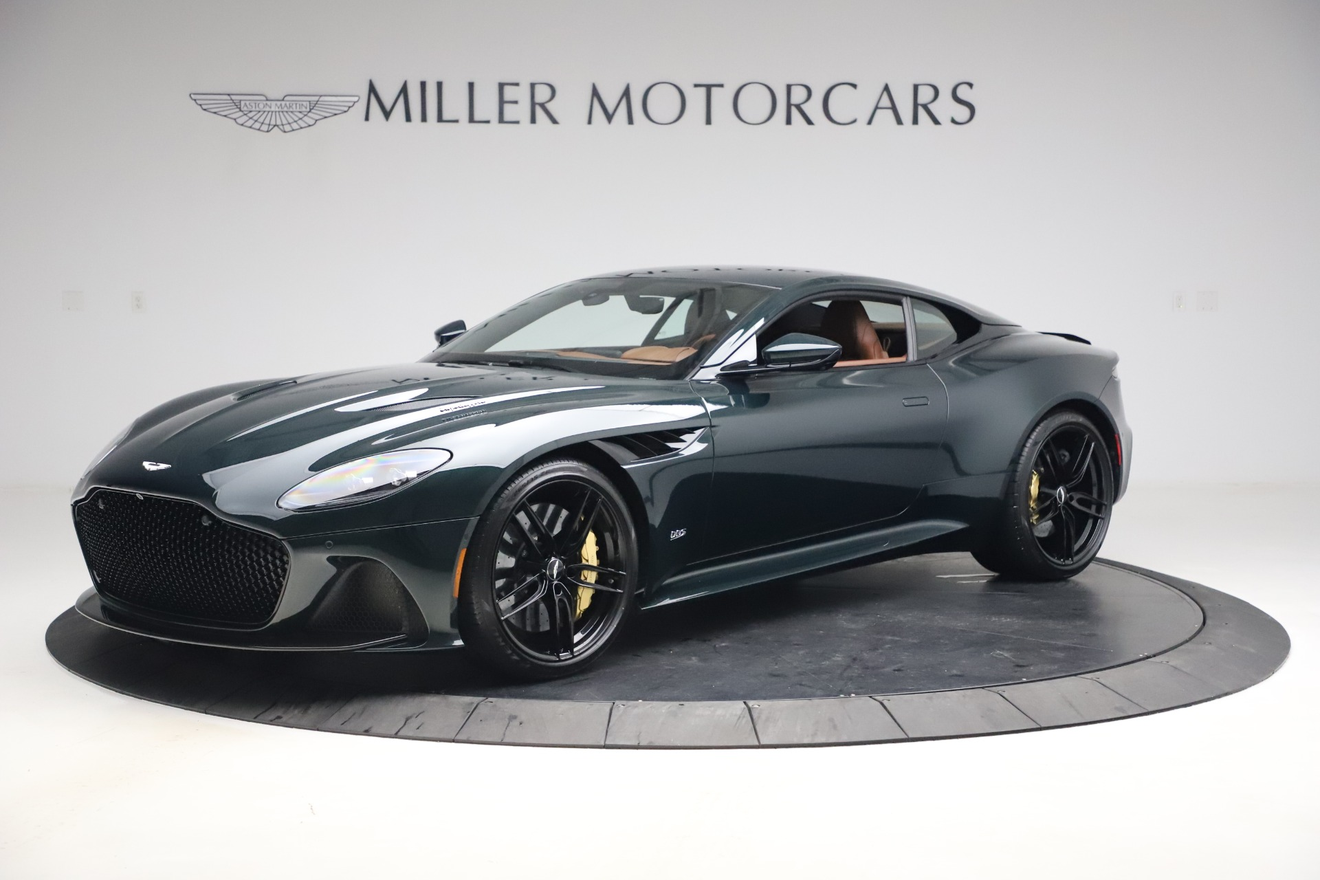 Used 2020 Aston Martin DBS Superleggera for sale $295,900 at Rolls-Royce Motor Cars Greenwich in Greenwich CT 06830 1