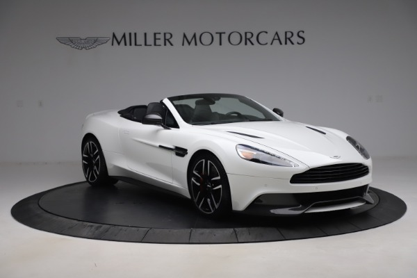Used 2015 Aston Martin Vanquish Volante for sale $139,900 at Rolls-Royce Motor Cars Greenwich in Greenwich CT 06830 10