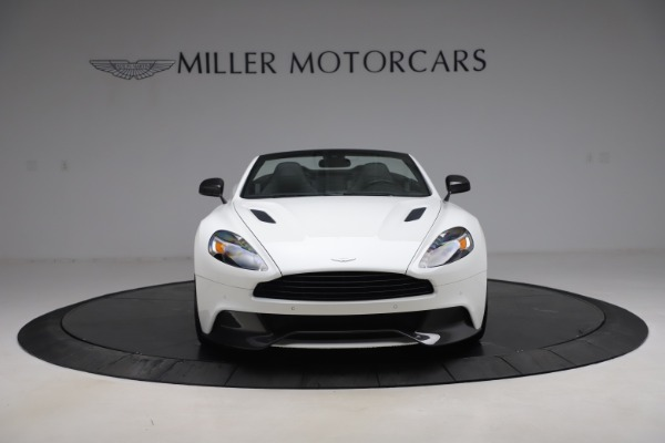 Used 2015 Aston Martin Vanquish Volante for sale $139,900 at Rolls-Royce Motor Cars Greenwich in Greenwich CT 06830 11
