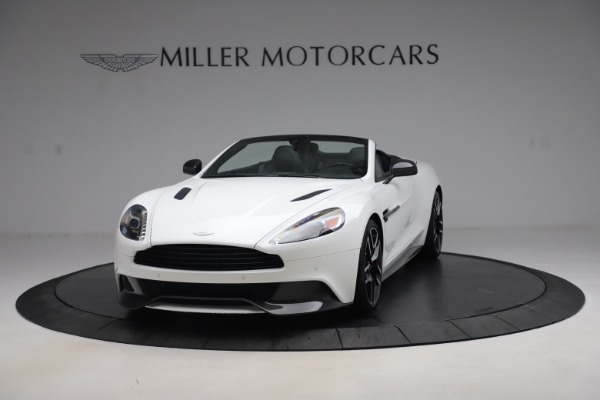 Used 2015 Aston Martin Vanquish Volante for sale $139,900 at Rolls-Royce Motor Cars Greenwich in Greenwich CT 06830 12