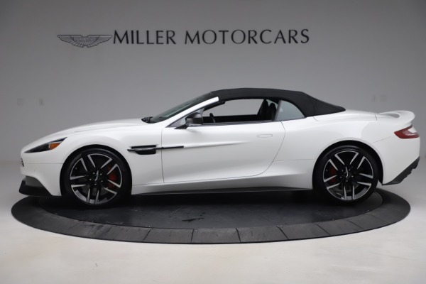 Used 2015 Aston Martin Vanquish Volante for sale $139,900 at Rolls-Royce Motor Cars Greenwich in Greenwich CT 06830 14