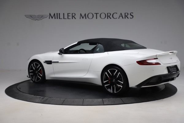 Used 2015 Aston Martin Vanquish Volante for sale $139,900 at Rolls-Royce Motor Cars Greenwich in Greenwich CT 06830 15