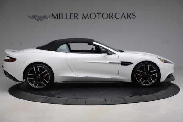 Used 2015 Aston Martin Vanquish Volante for sale $139,900 at Rolls-Royce Motor Cars Greenwich in Greenwich CT 06830 17