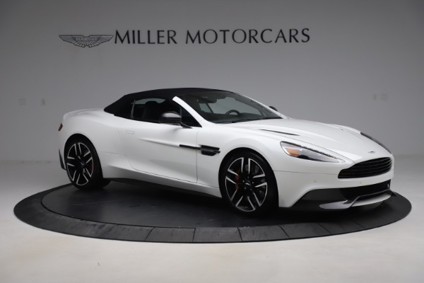 Used 2015 Aston Martin Vanquish Volante for sale $139,900 at Rolls-Royce Motor Cars Greenwich in Greenwich CT 06830 18