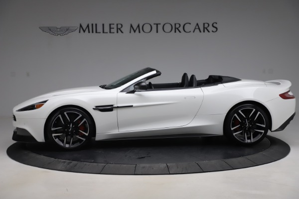 Used 2015 Aston Martin Vanquish Volante for sale $139,900 at Rolls-Royce Motor Cars Greenwich in Greenwich CT 06830 2