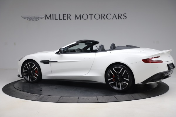 Used 2015 Aston Martin Vanquish Volante for sale $139,900 at Rolls-Royce Motor Cars Greenwich in Greenwich CT 06830 3