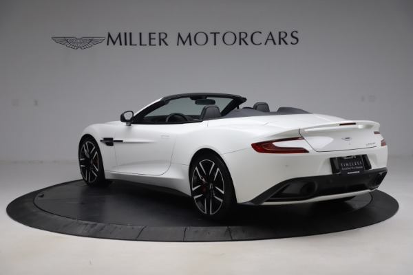 Used 2015 Aston Martin Vanquish Volante for sale $139,900 at Rolls-Royce Motor Cars Greenwich in Greenwich CT 06830 4