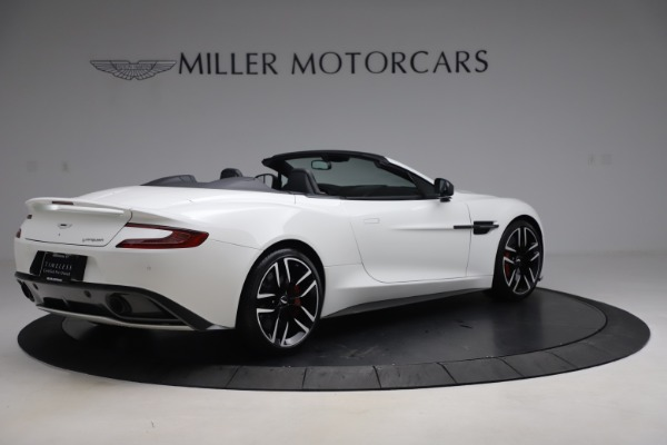 Used 2015 Aston Martin Vanquish Volante for sale $139,900 at Rolls-Royce Motor Cars Greenwich in Greenwich CT 06830 7