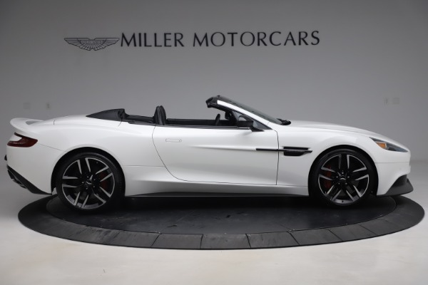 Used 2015 Aston Martin Vanquish Volante for sale $139,900 at Rolls-Royce Motor Cars Greenwich in Greenwich CT 06830 8