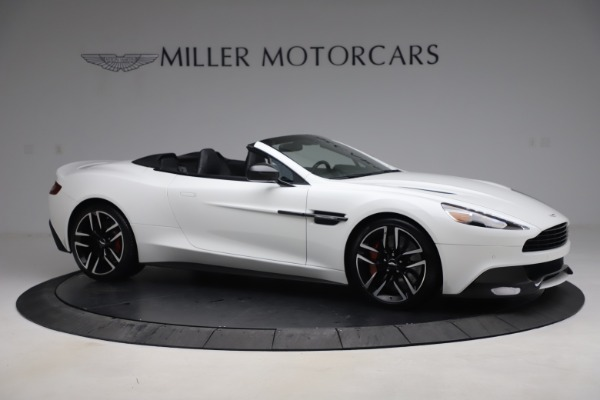 Used 2015 Aston Martin Vanquish Volante for sale $139,900 at Rolls-Royce Motor Cars Greenwich in Greenwich CT 06830 9