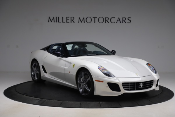 Used 2011 Ferrari 599 SA Aperta for sale $1,379,000 at Rolls-Royce Motor Cars Greenwich in Greenwich CT 06830 11