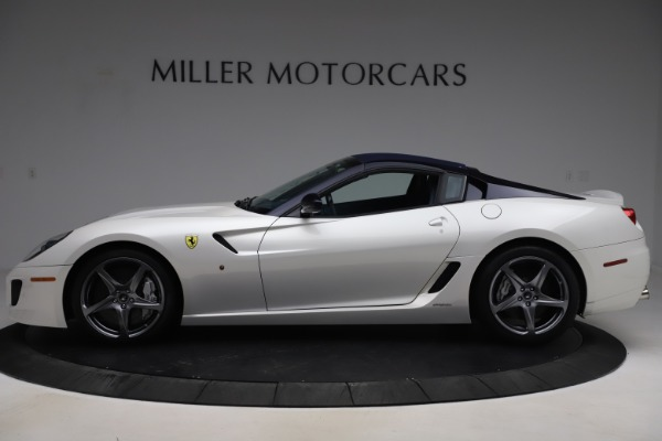Used 2011 Ferrari 599 SA Aperta for sale $1,379,000 at Rolls-Royce Motor Cars Greenwich in Greenwich CT 06830 12