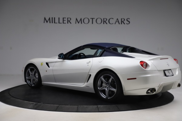 Used 2011 Ferrari 599 SA Aperta for sale $1,379,000 at Rolls-Royce Motor Cars Greenwich in Greenwich CT 06830 13